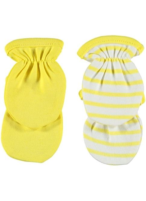 Baby Corner Eldiven Sarı